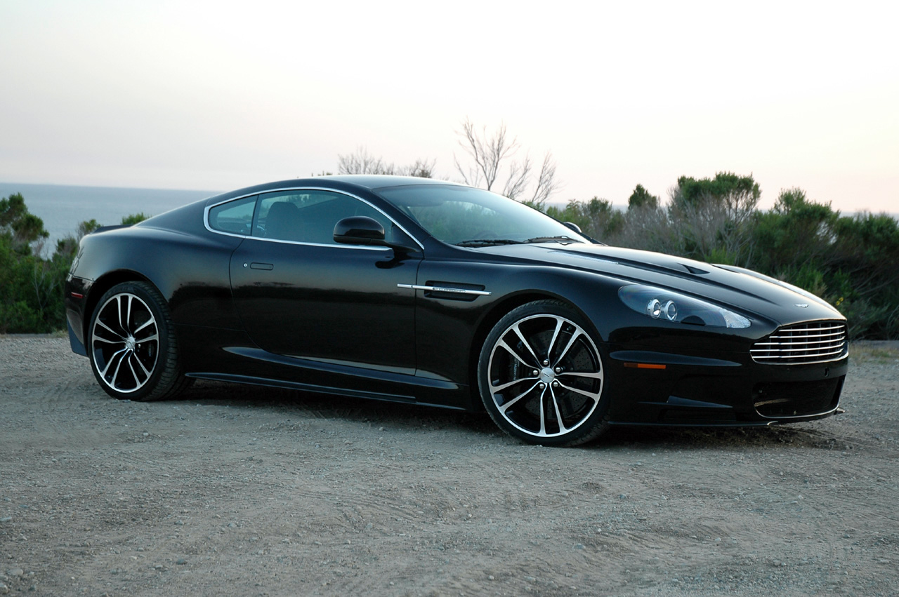EMM (pronounced EdoubleM): Aston Martin DBS Carbon Black