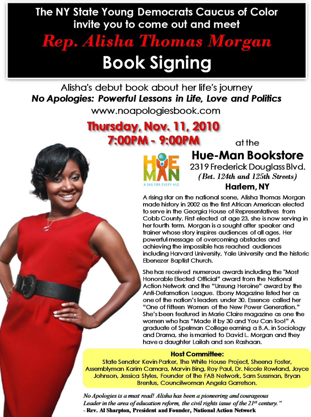 When the Cypress Whispers Book Signing Event - Yvette Corporon