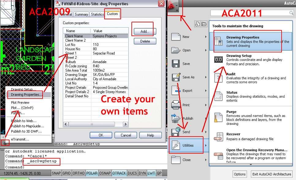 dwg title block templates - autocad title block template free