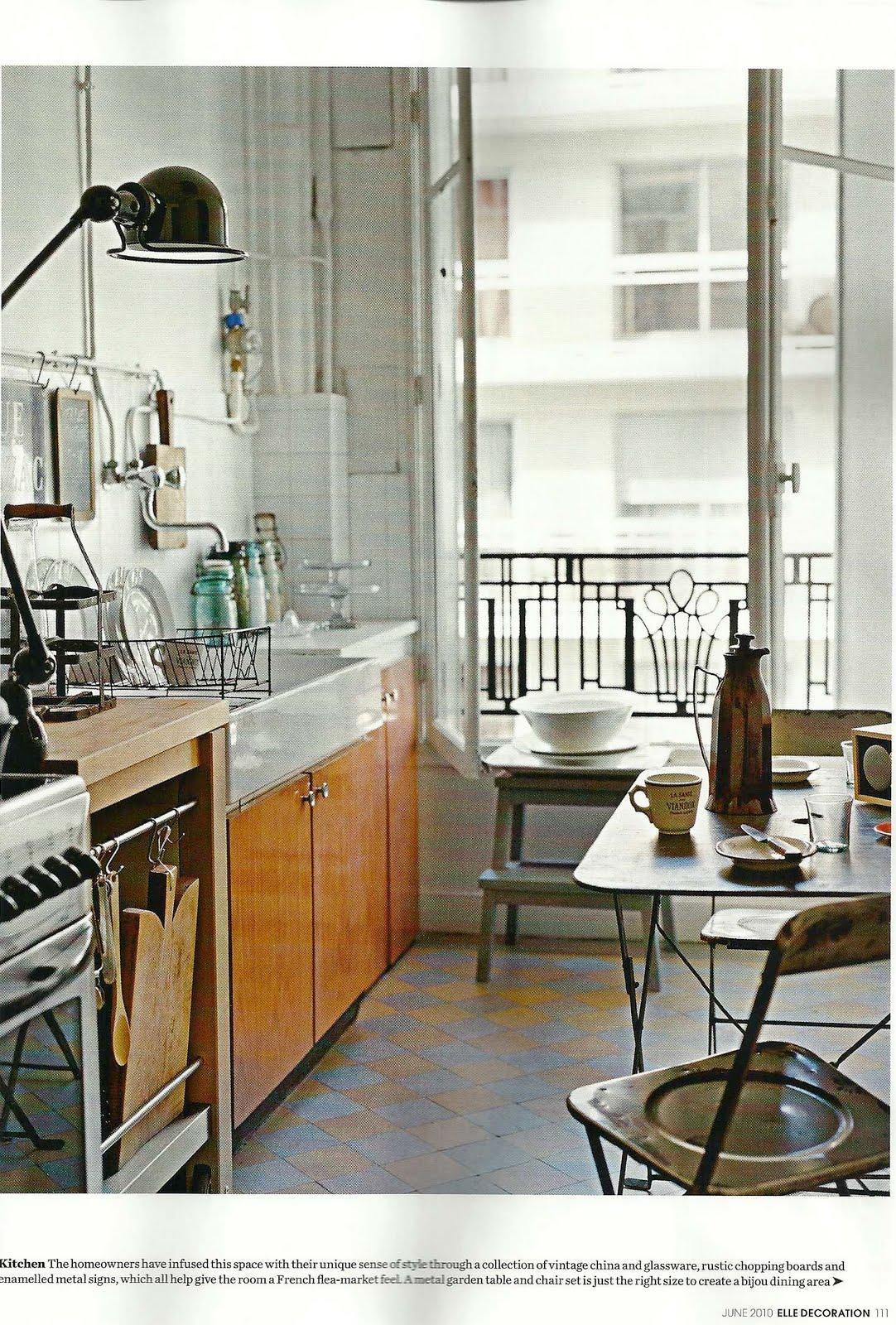 Magazine Review Elle Decoration June 2010 Bright