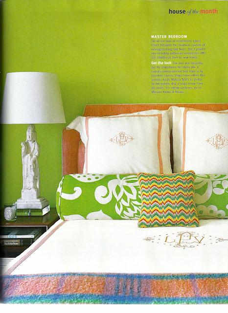 Bright Bazaar Magazine Review Living Etc June 2010
