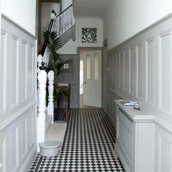 Decorating Ideas Entrance Hall: {Interiors Inspiration: Hallways}