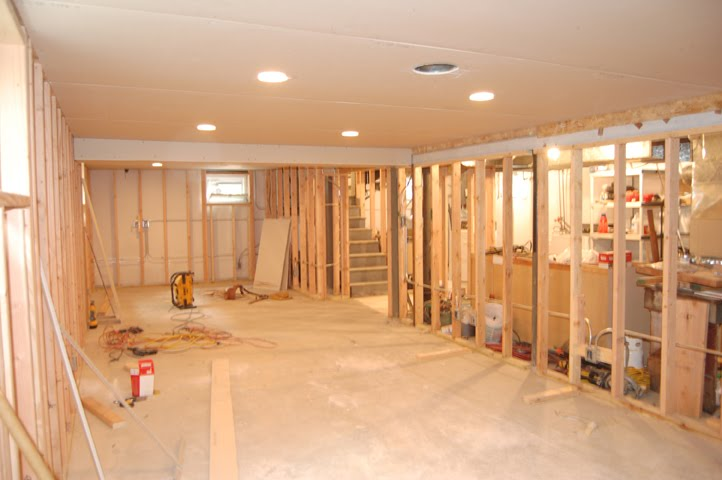 Remodeling Our Bungalow: Basement