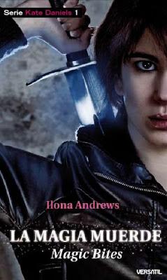 La magia muerde – Ilona Andrews
