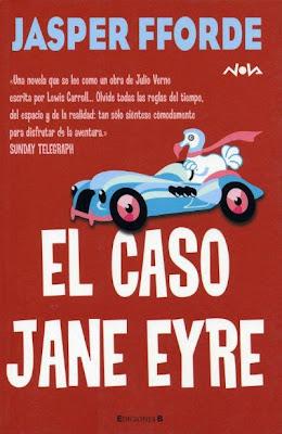 5eaaadf1cde EL CASO DE JANE EYRE (Jasper Fforde Jasper)