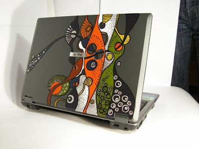 Painted Laptops (11) 10