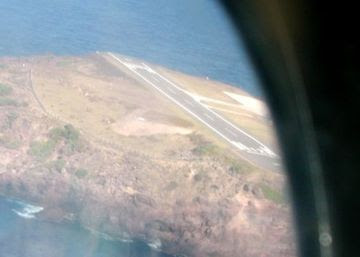 Saba's Yrausquin Airport -World's Shortest Commercial Airport Runway (8) 2
