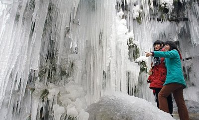 Frozen Waterfalls (6) 1