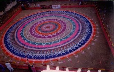 Colors Of India - Rangoli (23) 18