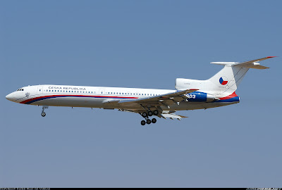 Air transportation for the President of the Czech Republic (4) 1