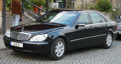 Official State Car of germany