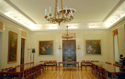 Presidential Palace, Warsaw in Poland (6) 4