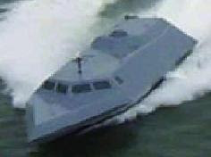 Sealion Stealth ship