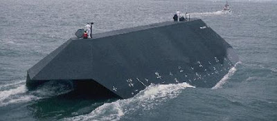Sea Shadow Stealth Ship (6) 4