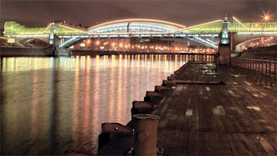 Moscow at  night (3) 2