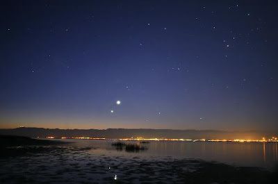 Venus & Jupiter in morning skies