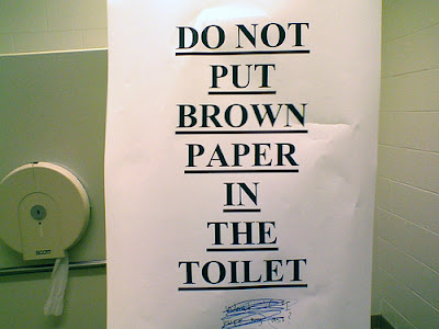 Funny Toilet Writings (15) 4