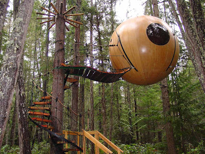 Sprit Spheres Tree House (6) 3