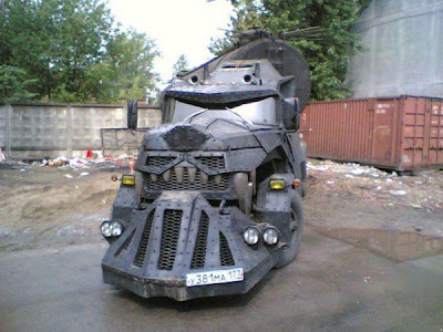 Interesting Vehicles From Russia (15) 17