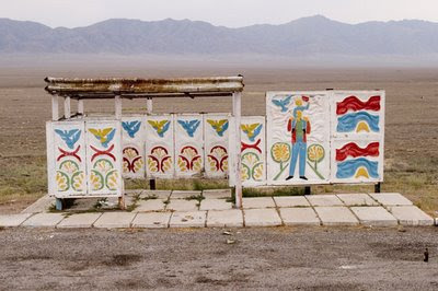 Creative and Cool Soviet Bus Stops (18) 6