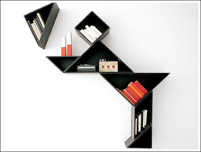 Creative and Stylish Bookshelf Designs (21) 13
