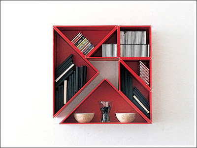 Creative and Stylish Bookshelf Designs (21) 21