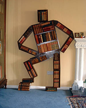 Creative and Stylish Bookshelf Designs (21) 9