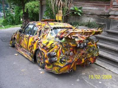 Custom Painted Cars (18) 16