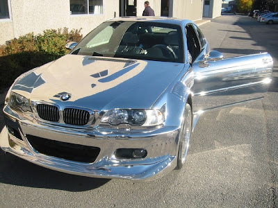 Chromed Cars (14) 13