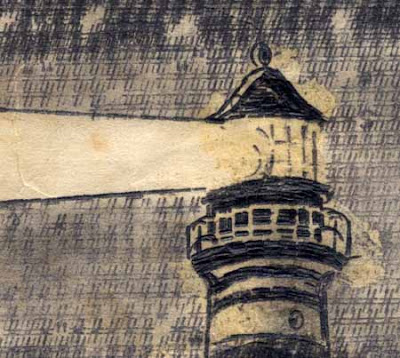 detail+Lighthouse+On+A+Starry+Night