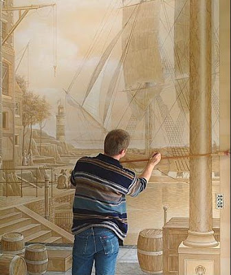 Amazing 3D Wall Paintings 9