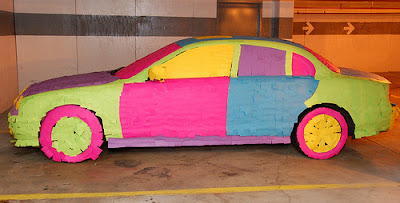Post-It Note Jaguar 16