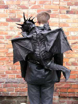 Cool Dragon Bag 5