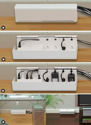 Cool Creative and Modern Extension Cords and Powerstrips (30) 24