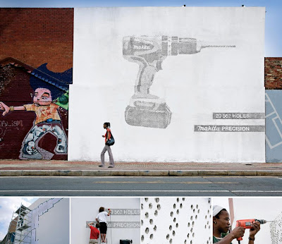 Creative Advertising Billboards and Posters Created With Multiple Pieces (45) 9