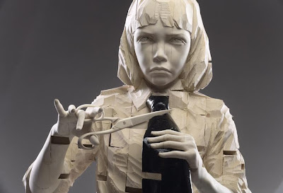 Impressive Wood Sculptures by Gehard Demetz (9) 3