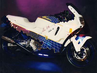 Custom Painted Bikes (15) 11