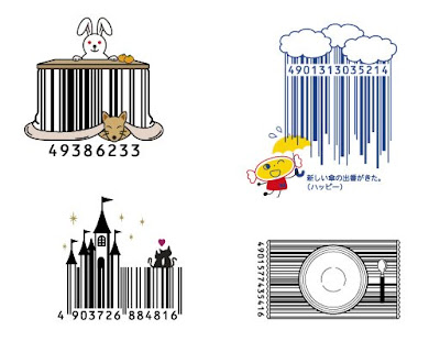 Creativity With Barcode (6) 4