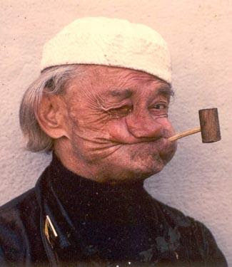 Look Alike Of Popeye In Real Life (7) 4