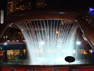 Fountain of Wealth - World's Largest fountain