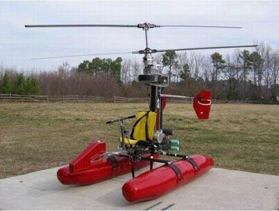 Single Seat Helicopters (15) 10