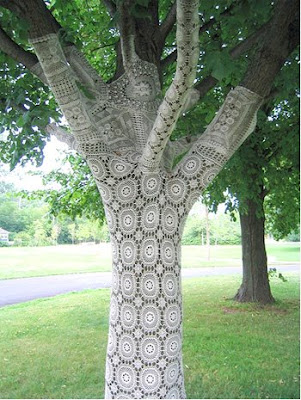 Knitted Tree (2) 1