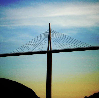 The Tallest Vehicular Bridge In The World - The Millau Viaduct (11) 9