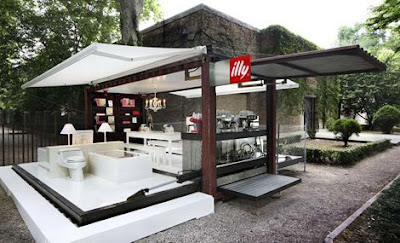Illy Cafe - Push Button Container House (4) 3
