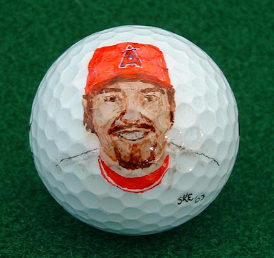 Hand Painted Golf Ball Art (3) 2