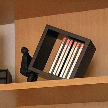 9 Coolest CD Holders (15) 2