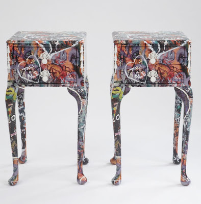 Graffiti Furniture (5) 4