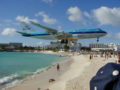 Maho Beach And Its Low Flying Planes (10) 7
