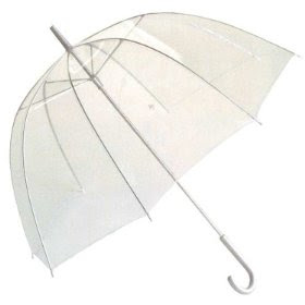 Clear Bubble Umbrella