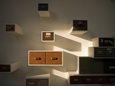 Drawers On The Wall (4) 4